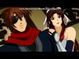 Lesbian hentai and anime gang bang