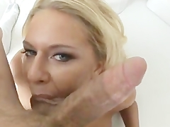 Riley Evans anal fun