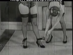 Betty Page Tied Up And Spanked