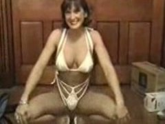 MILF Dances And Teases For The Camera