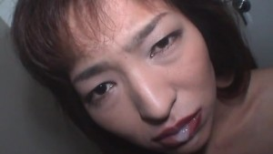 Japanese Amateur Bathroom Blowjob part 3