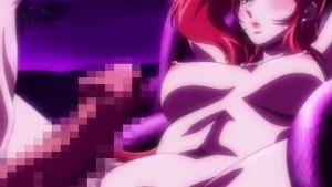 Furious hentai sex movie with a dickgirl