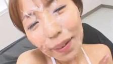 Arigatou Bukkake - Japanese