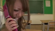 Dirty Minded Japanese Student