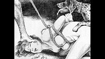Slaves to rope japanese art bizarre bondage ext...